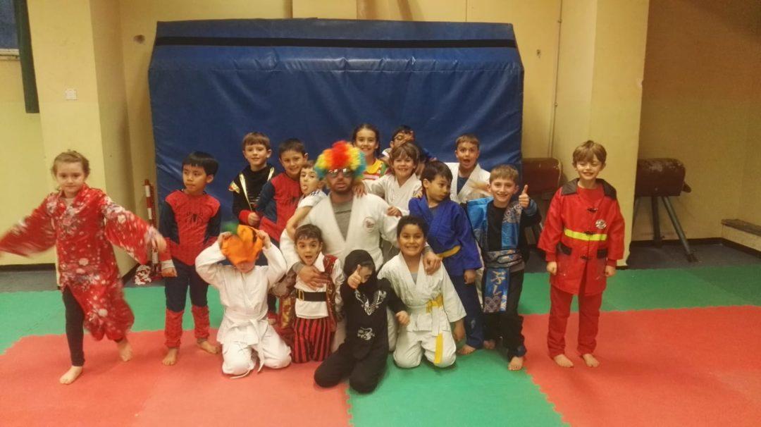 Judo in Maschera - Carnevale