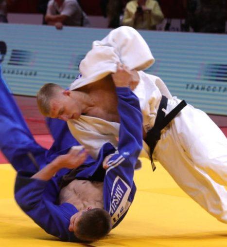 Proiezione di Judo